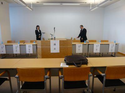 日本和装2009株主総会2