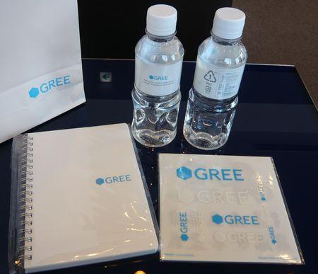 グリー2011年株主総会