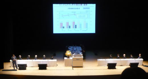 ゼンショー2011年株主総会