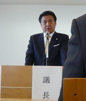 日本和装2009株主総会3