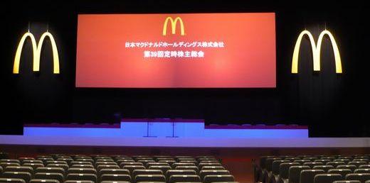 日本マクドナルドホールディングス(2702)