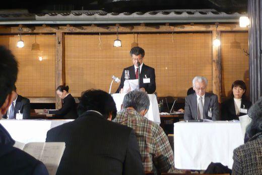 グローバルダイニング2011年株主総会
